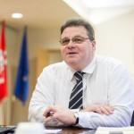 Ministrul de externe lituanian: Escaladarea din Donbas, un semnal clar pentru adversarii sancțiunilor la adresa Rusiei