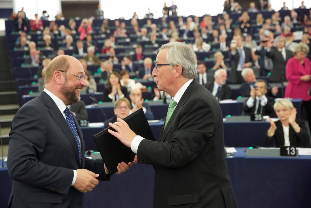 juncker parliament