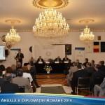 Reuniunea Anuală a Diplomaţiei Române 2015 a debutat cu sesiunea de lucru pe tematică economică