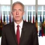 """VIDEO Ambasadorul SUA, mesaj de 1 Decembrie: """"Dragi prieteni români, m-ați impresionat prin implicarea în comunitate"""""""
