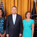 CORESPONDENȚĂ de la ONU. Klaus Iohannis, fotografie cu Barack Obama la dineul din New York