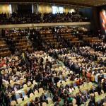 ONU: În jur de 75 de state au semnat apelul Franței de limitare a folosirii dreptului de veto în Consiliul de Securitate