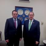 George Maior, sprijin solicitat Camerei Reprezentanților pentru includerea României în programul Visa Waiver