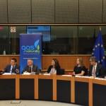 """VIDEO Corespondență de la Bruxelles. Eurodeputatul PNL/PPE și vicepreședinte PE, Adina Vălean la GasWeek2015: """"În Est, gazul este folosit și perceput ca un element de negociere politică și produce temeri"""""""