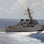 Incidentul din Marea Chinei de Sud: Beijingul îl convoacă pe ambasadorul SUA în legătură cu trimiterea distrugătorului USS Lassen