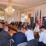 Ambasada României în SUA, gazda unei misiuni economice a Camerei de Comerţ şi Industrie a României