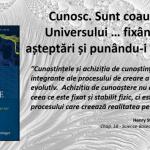 Cafeneaua Complexității – Despre acțiune și întreprindere din perspectiva proceselor cognitive (III), 26 octombrie