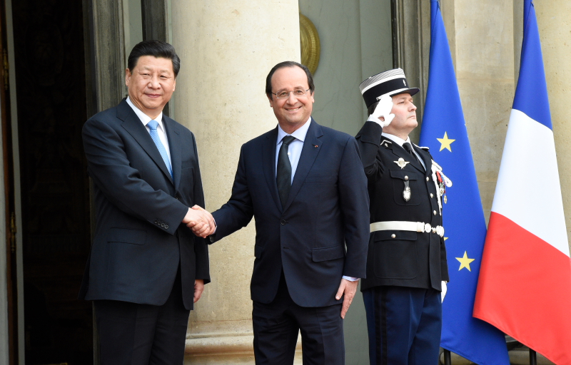 hollande-xi jinping