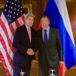Doborârea avionului rus ar fi necesitat aprobarea SUA, spune Serghei Lavrov după o convorbire cu John Kerry