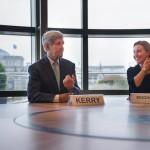 ÎR Federica Mogherini: Bashar al-Assad este și va fi un punct de pornire în tranziția din Siria
