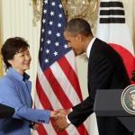 """Phenianul califică președinta Coreei de Sud drept """"psihopată"""" deoarece amplasează un scut antirachetă american"""