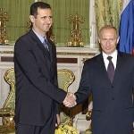 Bashar al-Assad l-a asigurat pe Putin că este pregătit să respecte încetarea focului