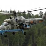 Cinci militari ruși uciși în Siria după ce un elicopter a fost doborât