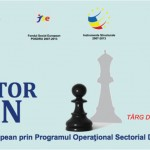 """VIDEO Târg de joburi în București, finanțat cu fonduri europene. """"Șanse la un viitor mai bun"""" – proiect ce facilitează accesul la piața muncii a 1.100 de persoane"""