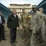 """Secretarul american al Apărării: """"Nu vom tolera nicio provocare militară de la Phenian!"""""""