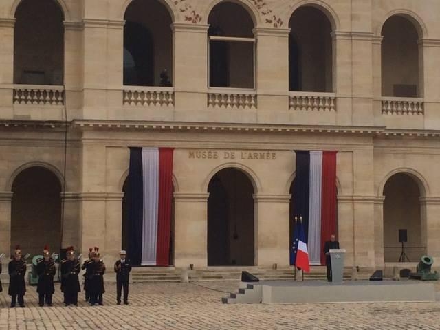 comemorare paris