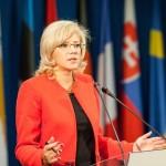 Comisarul european pentru politică regională Corina Crețu atrage atenția: Reducerea fondurilor europene reprezintă un semnal negativ