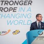 VIDEO INTERVIU Andrianos Giannou, vicepreședinte al tinerilor PPE, vorbește în exclusivitate pentru CaleaEuropeana.ro despre provocările recente ale UE