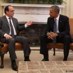 De la Washington, Hollande reconsideră alianța cu Rusia împotriva Statului Islamic