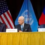 Membrii permanenți ai Consiliului de Securitate ONU s-au angajat să sprijine o rezoluție încetarea focului în Siria