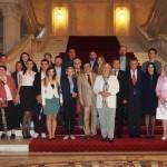 Selecția și formarea Rețelei Naționale a Ofițerilor Dunăreni
