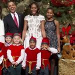 Mesajele de Crăciun ale liderilor lumii. Ce au transmis regina Elisabeta a Marii Britanii, regele Felipe al Spaniei și președintele SUA, Barack Obama