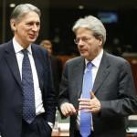 Italia sprijină public viziunea britanică a unei Europe cu două viteze