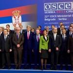 OSCE: Reconstruirea consensului cu privire la securitatea europeană trebuie să fie preocuparea noastră centrală