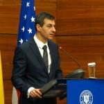Ministrul Apărării, Mihnea Motoc, întâlnire cu secretarul general NATO la Bruxelles. România vrea o flotă permanentă a Alianței în Marea Neagră