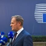 VIDEO Donald Tusk, înaintea Consiliului European:  Unele cerințe ale premierului britanic sunt inacceptabile