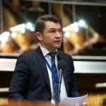 Ionuț Stroe, șeful Delegației României la APCE: România susține în Consiliul Europei inițiativa creării Tribunalului antiterorism