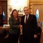Lazăr Comănescu și Victoria Nuland, îngrijorați de situația din R. Moldova: Actorii politici trebuie să mențină parcursul european al țării