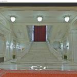 FOTO Palatul Parlamentului poate fi vizitat virtual pe Google