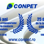 LIVE VIDEO. CONPET S.A. JUBILLEE – Unique Event in the Romanian Oil History ! 115 years of crude oil transport via pipelines