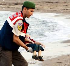 dead boy refugee