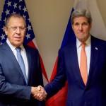 Secretarul de stat american John Kerry, în vizită oficială la Moscova