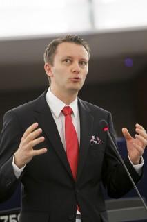 Siegfried MURESAN in the Plenary Session in Strasbourg - week 29.