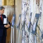"""FOTO Guvernul sărbătorește 140 de ani de la nașterea lui Constantin Brâncuși. Dacian Cioloș: """"O reparație morală față de marele nostru sculptor, român prin apartenență, universal prin creație"""""""