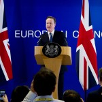 David Cameron îi cere succesoarei sale, Theresa May, să rămână cât mai aproape de Uniunea Europeană