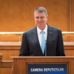 Președintele Klaus Iohannis vrea să se adreseze Parlamentului pe 22 februarie