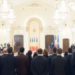 VIDEO Klaus Iohannis, mesaj pentru noii magistrați: Aveți datoria să aplicați legea în mod egal