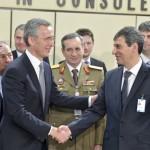 VIDEO Măsuri importante adoptate de miniștrii Apărării din NATO: Prezență militară în Estul Europei, cooperare cibernetică cu UE și misiuni de supraveghere împotriva migrației ilegale