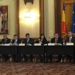 """VIDEO Comisia pentru Afaceri Europene a Camerei Deputaților a organizat dezbaterea """"Securitatea cibernetică – de la protecţia individului la securitatea naţională"""""""