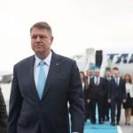 Preşedintele Klaus Iohannis, primit de omologul său turc