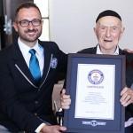 Un supraviețuitor al Holocaustului, declarat cel mai bătrân bărbat din lume