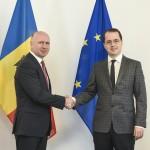 """Îndemnul președintelui Delegației UE-Moldova, Andi Cristea: """"Toate partidele pro-europene trebuie să încerce să coopereze din nou"""""""
