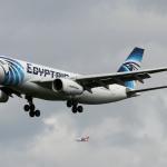 Avionul EgyptAir s-ar fi prăbuşit după o explozie la bord