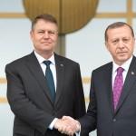 Klaus Iohannis, la Ankara: UE se confruntă cu o serie de provocări, iar Turcia e un partener important în identificarea răspunsului