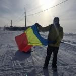 Românul Tiberiu Ușeriu a câștigat cel mai greu maraton din lume, de peste 500 de kilometri la Polul Nord