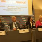 VIDEO Corespondență din Bruxelles. Vicepreședintele PE, Adina Vălean: Nu cred într-o fortăreață europeană, ci una care colaborează transatlantic. Fluxul de date transfrontalier dintre UE și SUA este cel mai mare din lume, cu 50% mai mult decât cel dintre Statele Unite și Asia